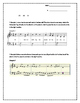 Articulations Worksheet