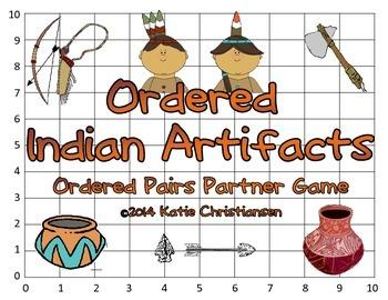 Artifact Ordered Pairs