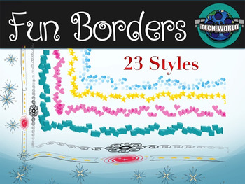 Artistic Border Package