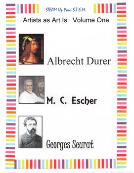 Artists as Art Is: Vol. 1