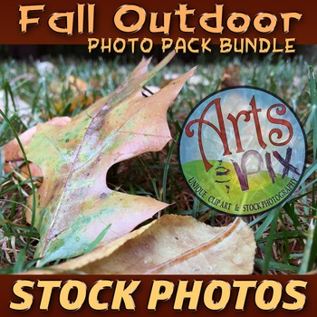 "! ""Fall Outdoors"" - Stock Photos - Fall - photo pack bundle"