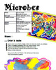 Printemps: Activité d'arts plastiques : Microbes, hiver, e