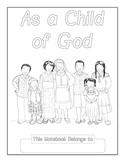 As A Child of God Copywork