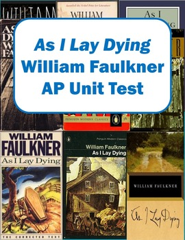 As I Lay Dying AP Test