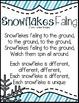 As Unique As A Snowflake: Bible Lesson