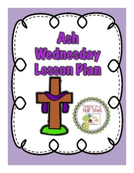 Ash Wednesday Lesson Plan