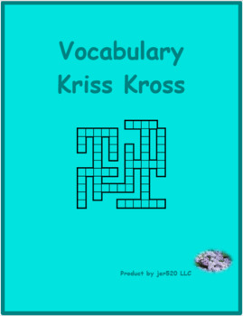 Así se dice 1 Capítulo 3 Kriss Kross puzzle
