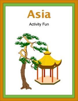 Asia Activity Fun