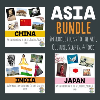 Asia (Bundle): An Introduction to the Art, Culture, Sights