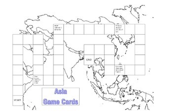 Asia CRCT Review Game