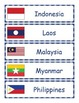 Asia Geography Word Wall