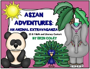 Asian Adventures: An Animal Extravaganza