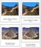 Asian Landmarks: 3-Part Cards