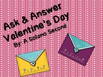 Ask  &Answer Valentine's Day Theme