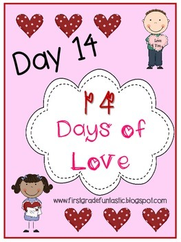 Asking Questions Words: 14 Days of Love Day 14