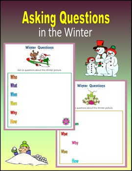 Asking Questions in the Winter