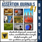 Assertion Journal BUNDLE: A Year of Quotations for Analysi