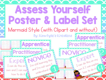 Assess Yourself - Mermaid Inspired