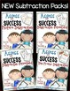 Assess for Success {Mini Subtraction Bundle}