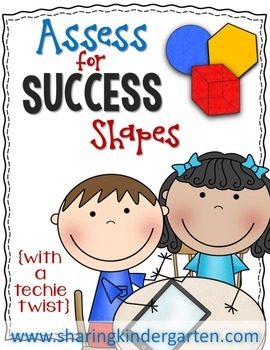 Assess for Success {Shapes}