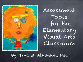 Assessment in the Elementary Art classroom-presentation
