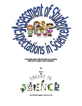 Assessment of Student Expectations in Science