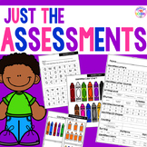 Assessments for Preschool, Pre-K, and Kindergarten