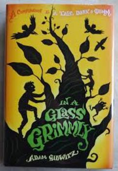 """Assessments for """"In a Glass Grimmly"""""""