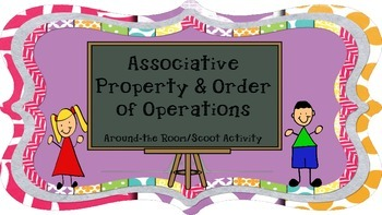 Associative Property and Order of Operations Around the Ro
