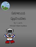 Astronaut Application