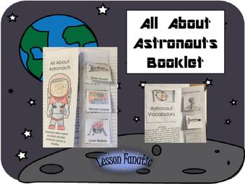 Astronaut Booklet