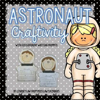 Astronaut Craftivity