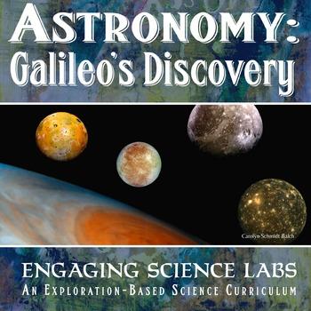 Astronomy: Interactive Model of Galileo's Historic Discove