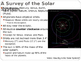 Astronomy Lecture Notes: The Solar System