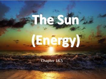 Astronomy: The Sun's Energy Source
