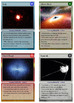 Astronomy Trading Cards