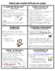 At-Home Math Activity Menu for 2nd Grade (in English & Spanish)