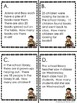At The Library Story Problems: One and Two Step Addition a