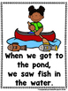 Let's Explore The Pond  (A Sight Word Emergent Reader and