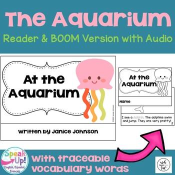 At the Aquarium Marine Animal Reader & Sorting Page {Young