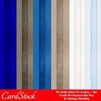 At the Office Colors Digital Papers Package