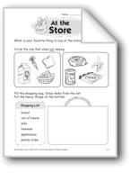 At the Store (Thinking Skills)