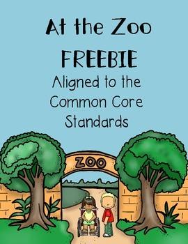 At the Zoo FREEBIE!!!