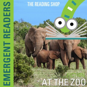 Emergent Reader Level A - At the Zoo