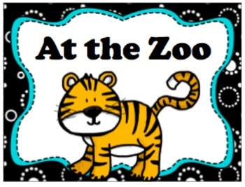 At the Zoo PowerPoint