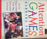 Atention Games by Barbara Sher