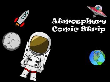 Atmosphere Comic Strip