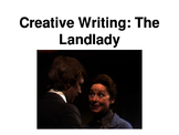 Atmosphere in the Landlady - Short Story Lesson (Editable)