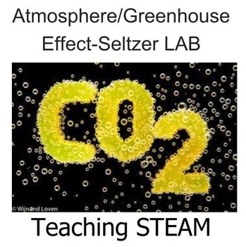 Atmosphere/Greenhouse Effect-Seltzer LAB