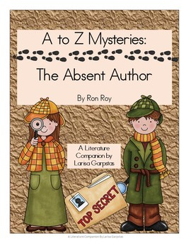 AtoZ Mysteries: Absent Author Literature Companion